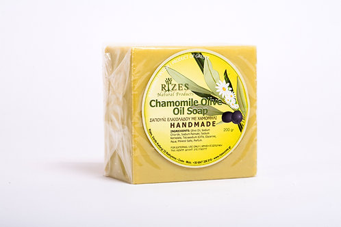 Chamomile Olive Oil Soap / 200 gr