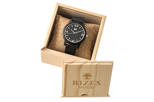 Wooden watch sandalwood