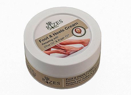 Χαλαρωτική κρέμα για πόδια & φτέρνες / 80 ml