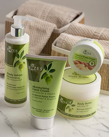 Rizes Crete hands and feet care