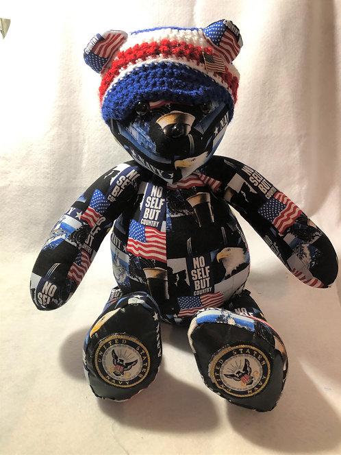 US Navy Bear