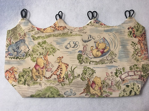 Button Bag Covers - Characters