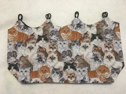 Button Bag Covers - Animals