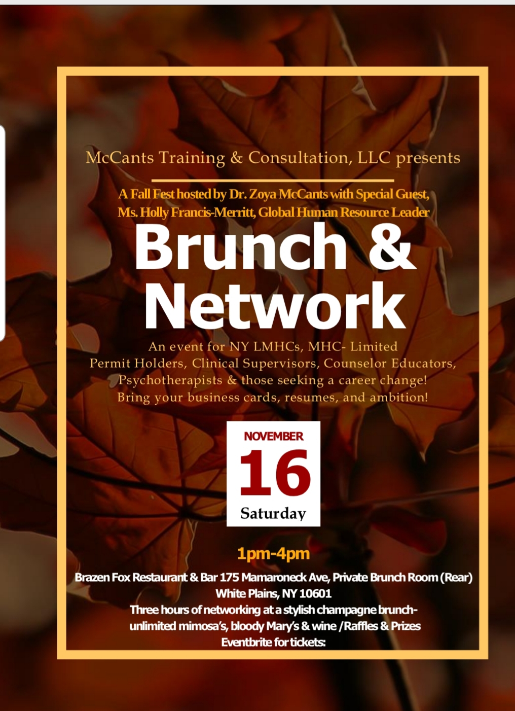 brunch and network photo