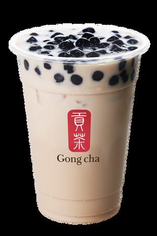 Milk Tea with Pearls