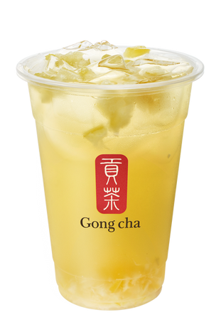Lemon Honey Green Tea