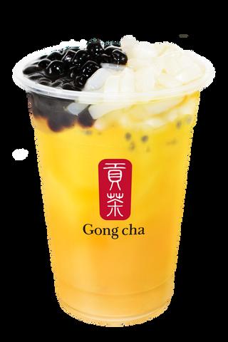 QQ Passion Fruit Green Tea