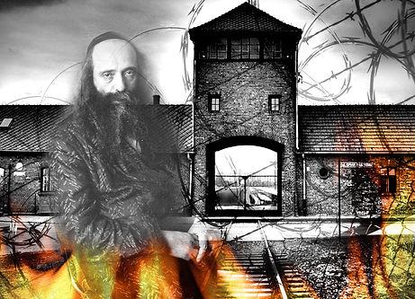 Rebbe Sanz Auschwitz