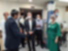 ביקור שר הבריאות בבית החולים לניאדו