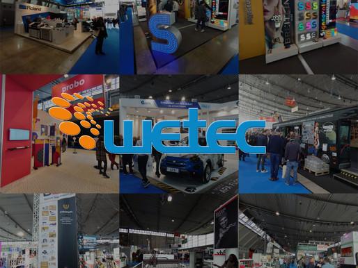 WETEC 2020: Eindrücke nach der Messe