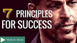 7 Principles for Success...