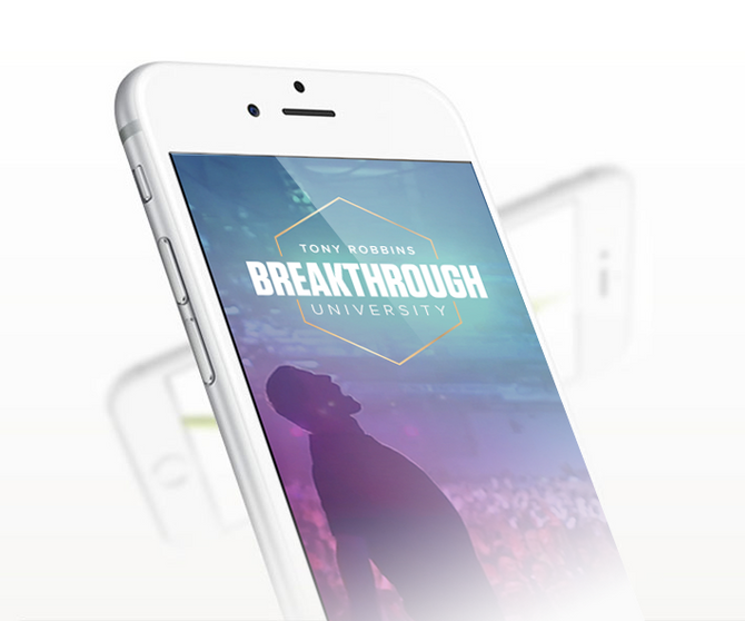 Breakthrough University...