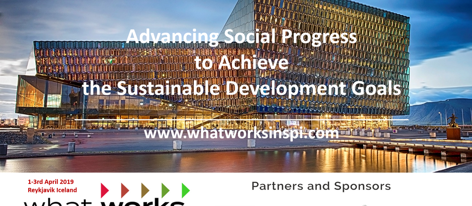 What Works 2019 in April