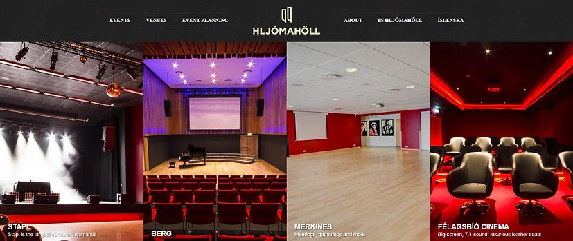 Hljomahollin - the venue.png