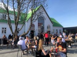 Nýja torgið  - ágúst 2021