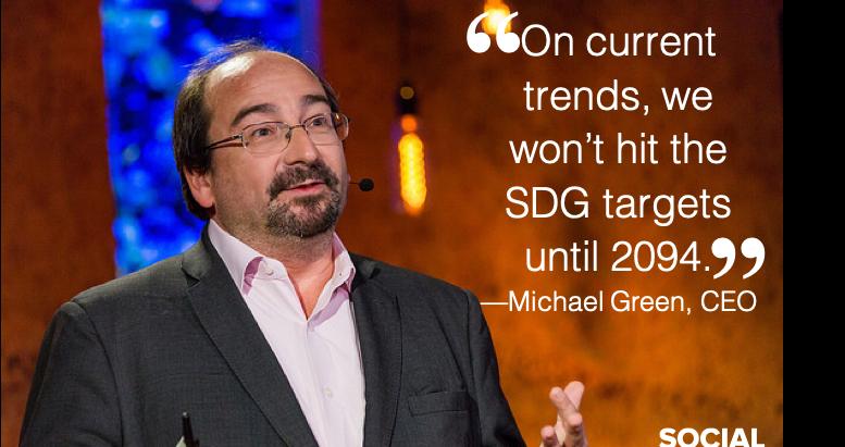 New @TEDTalks from @shepleygreen uses #SocialProgress Index to assess progress towards the #SDGs.