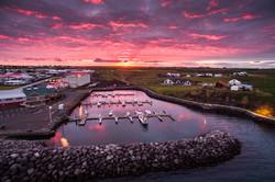 Höfnin í Reykjanesbæ