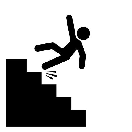 Stairway Fall
