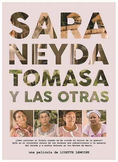 478-poster_SARA, NEYDA, TOMASA Y LAS OTR