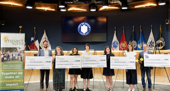 Impact Austin and Girls Giving Grants Award $408,800