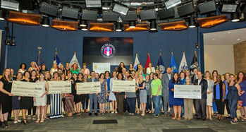 2017 Check Presentation Ceremony: The Joy of Impact Austin Grantmaking