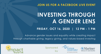 Recap: Investing Through a Gender Lens