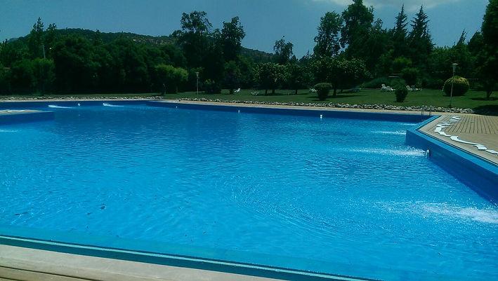 piscina poliurea