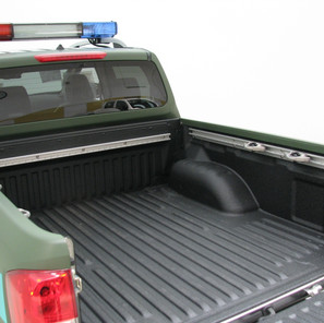 Protección pick up policia con ACE.
