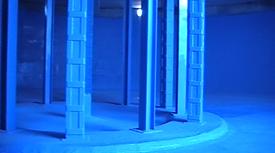 Impermeabilizacion de deposito de agua potable con poliurea ACE by ARTCOAT de ARTLUX EUROPA.