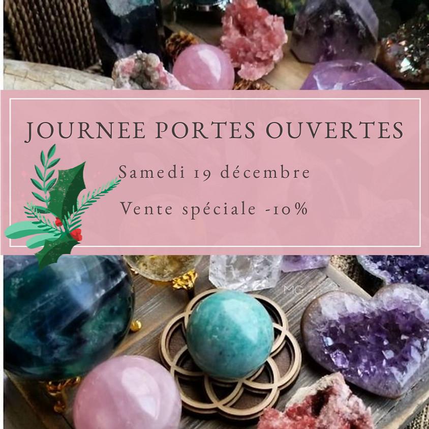 JOURNEE PORTES OUVERTES - MARCHE DE NOEL