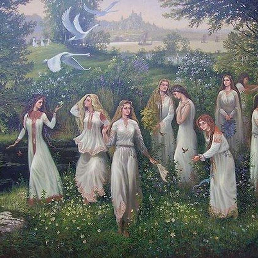 Cercle des Gardiennes de la Terre : Célébration du solstice d'été