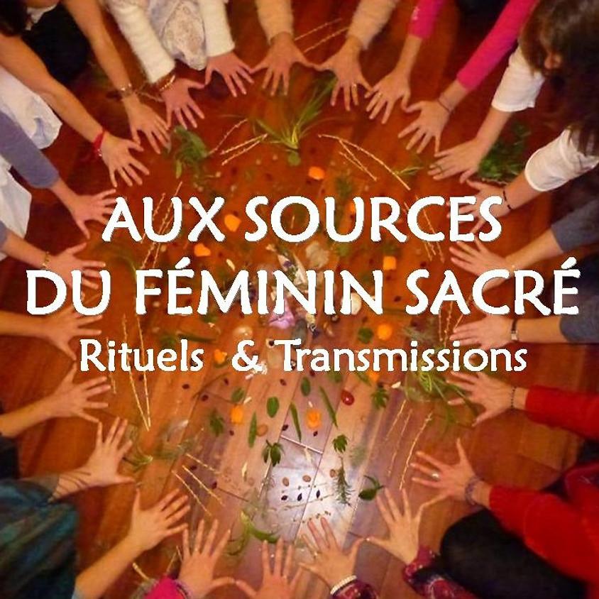 Stage Aux Sourcecs du Féminin Sacré