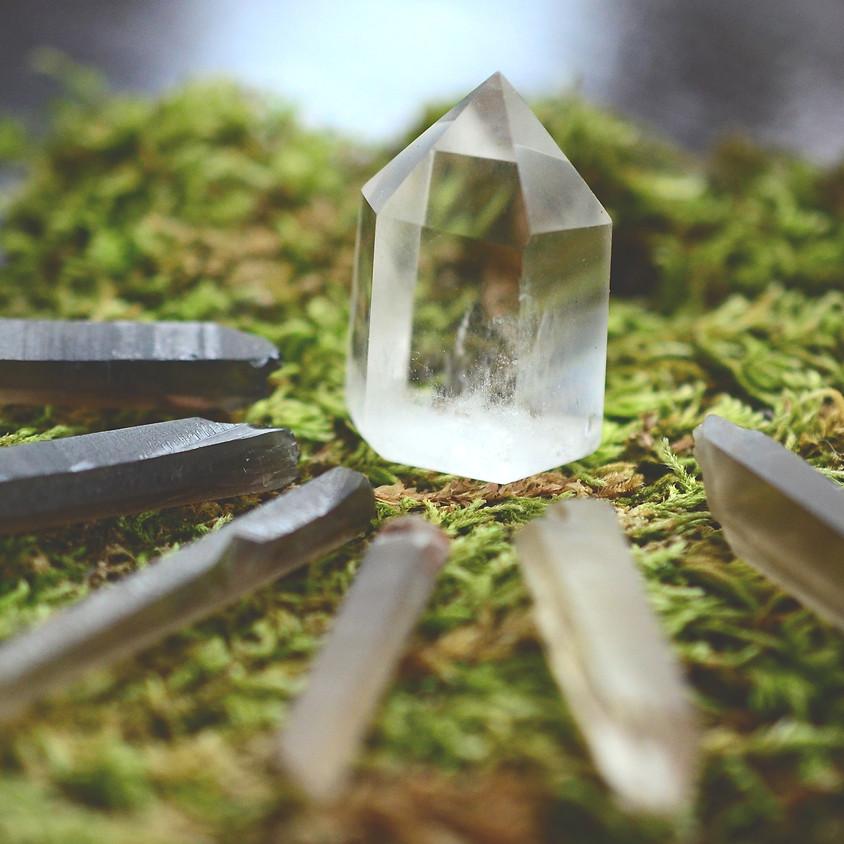 Stage Healing Cristal : découverte et applications pratiques en Lithothérapie