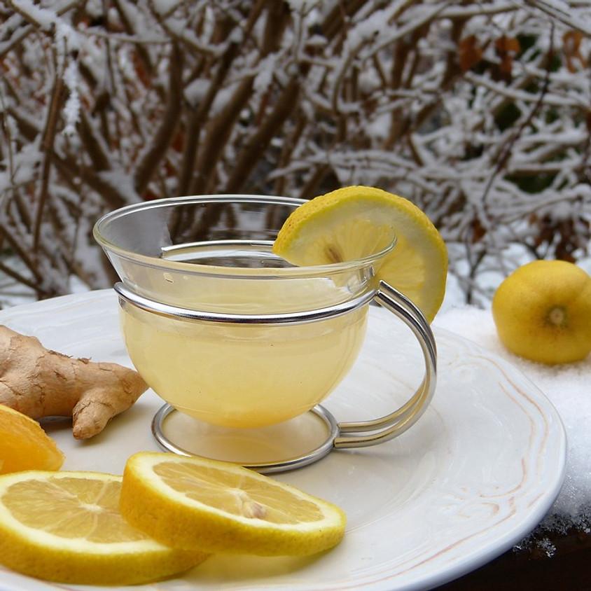 Atelier Herboristerie : préparer l'hiver - création d'un sirop
