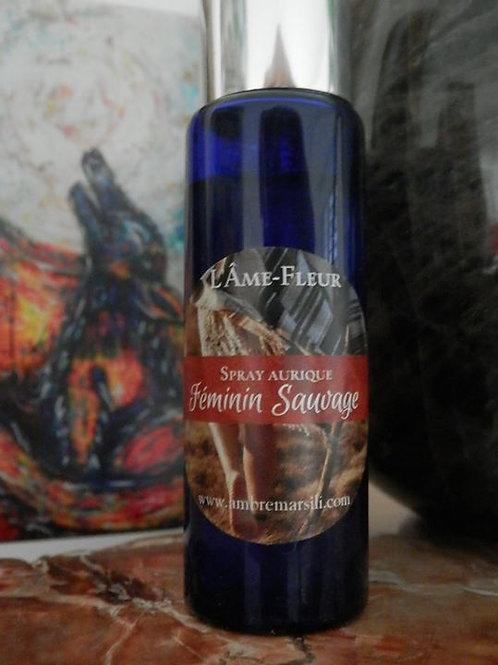 "Brume aromatique ""Féminin Sauvage"" 30ml"