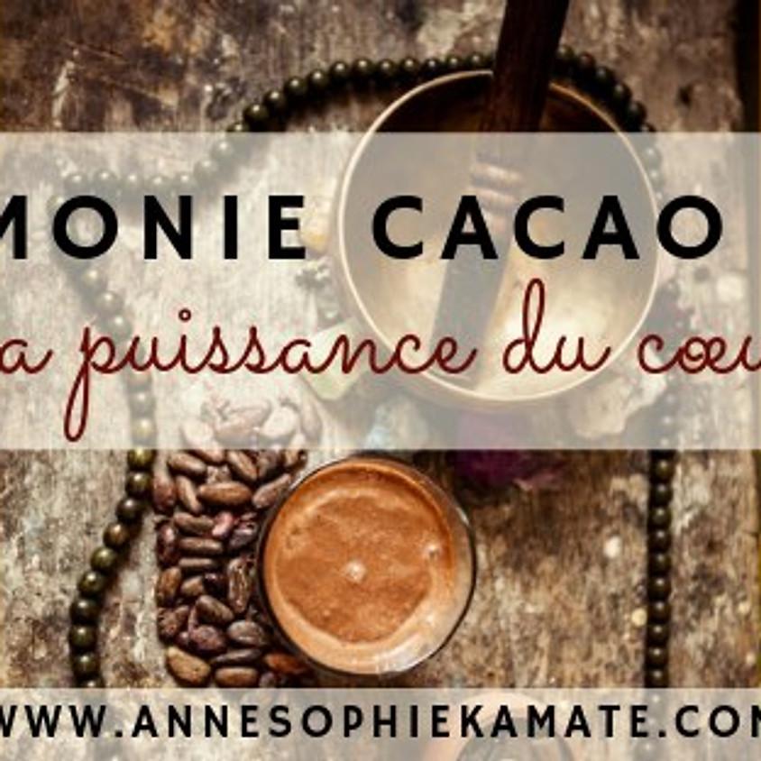 Cérémonie du Cacao Sacré