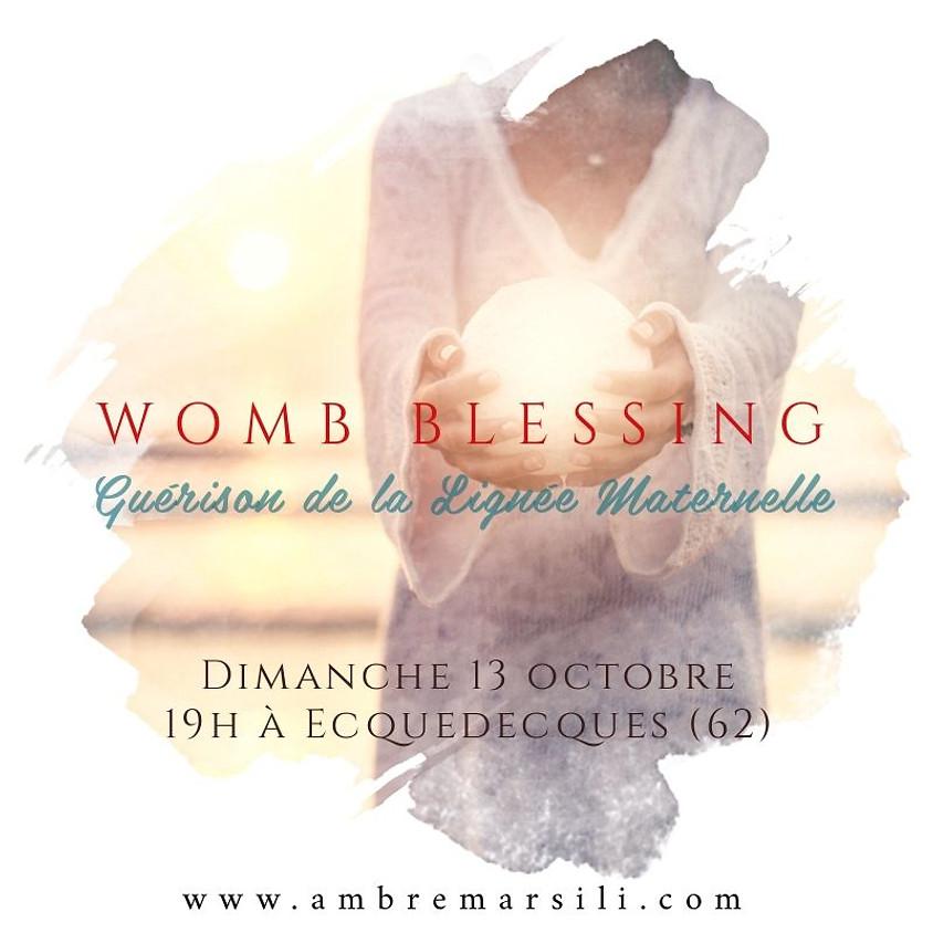 Womb Blessing - Guérison de la lignée maternelle