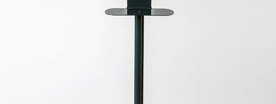 VICO® Desistar Touchless Tower (pulverbesch. Stahl)