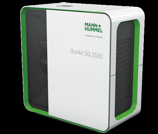 MANN+HUMMEL OurAir SQ 2500