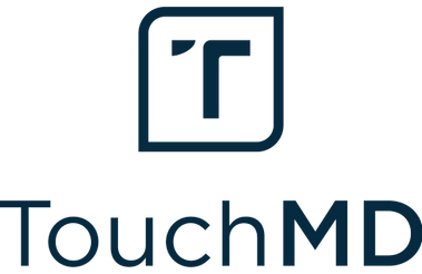 TouchMD Logo Vertical Lockup Navy 1.png