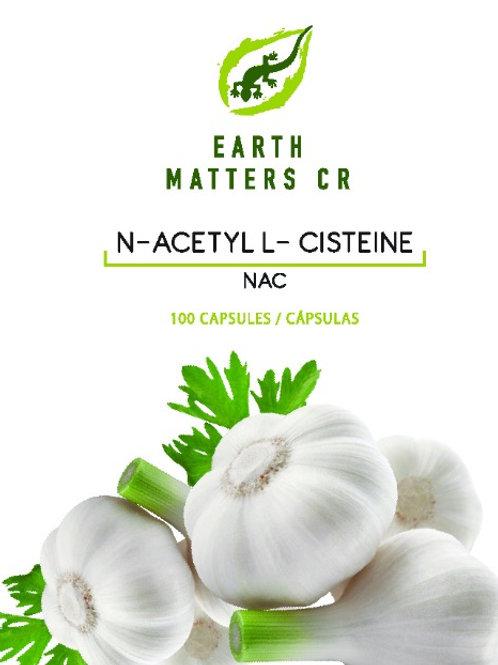 N-Acetyl L-Cisteine 100Capsules / 500mg