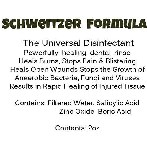 Schweitzer Formula  2oz