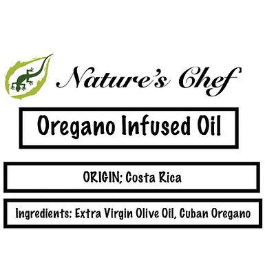 Oregano Infused Oil   8oz