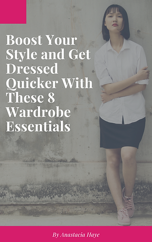 Boost Your Style and Get Dressed Quicker With These 8 Essentials