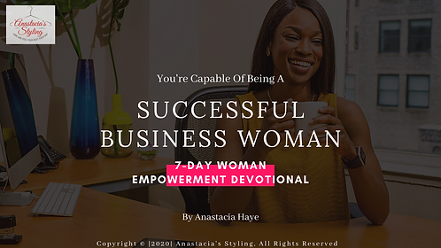 7- Day Woman Empowerment Devotional