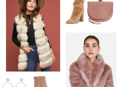 5 Fashionable Must Haves For Winter