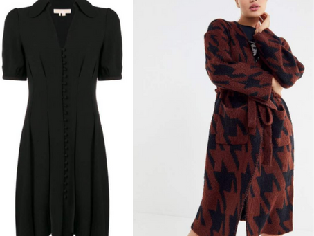 5 Simple Ways To Style Your LBD For The Cooler Months