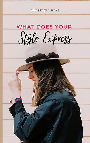 What Does Your Style Express