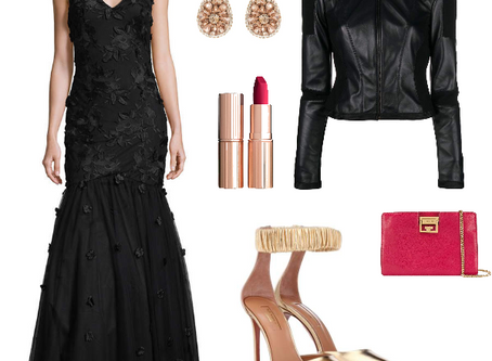 Lovely Dresses To Wear To Holiday Invites