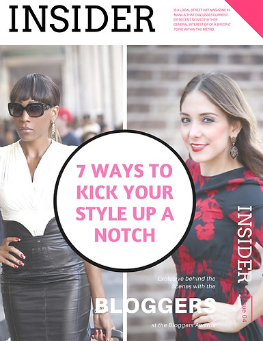 7 Ways To Kick Your Style Up A Notch Ebook
